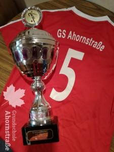 Pokal Fußball Stadtmeister 2017 Ahmsen