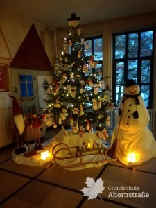 Weihnachtsbaum Bild 2017