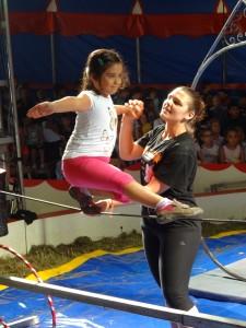 Zirkus Cassely Bilder
